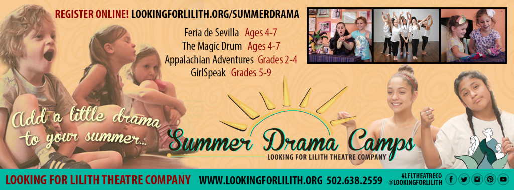 Looking for Lilith Summer Drama Camps